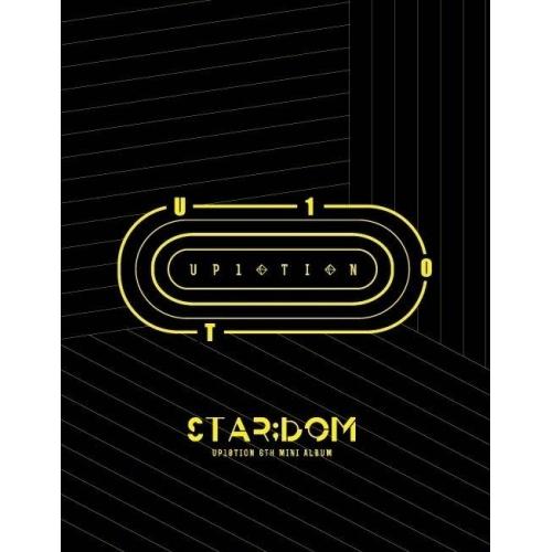 UP10TION - 6th Mini Album: Stardom CD