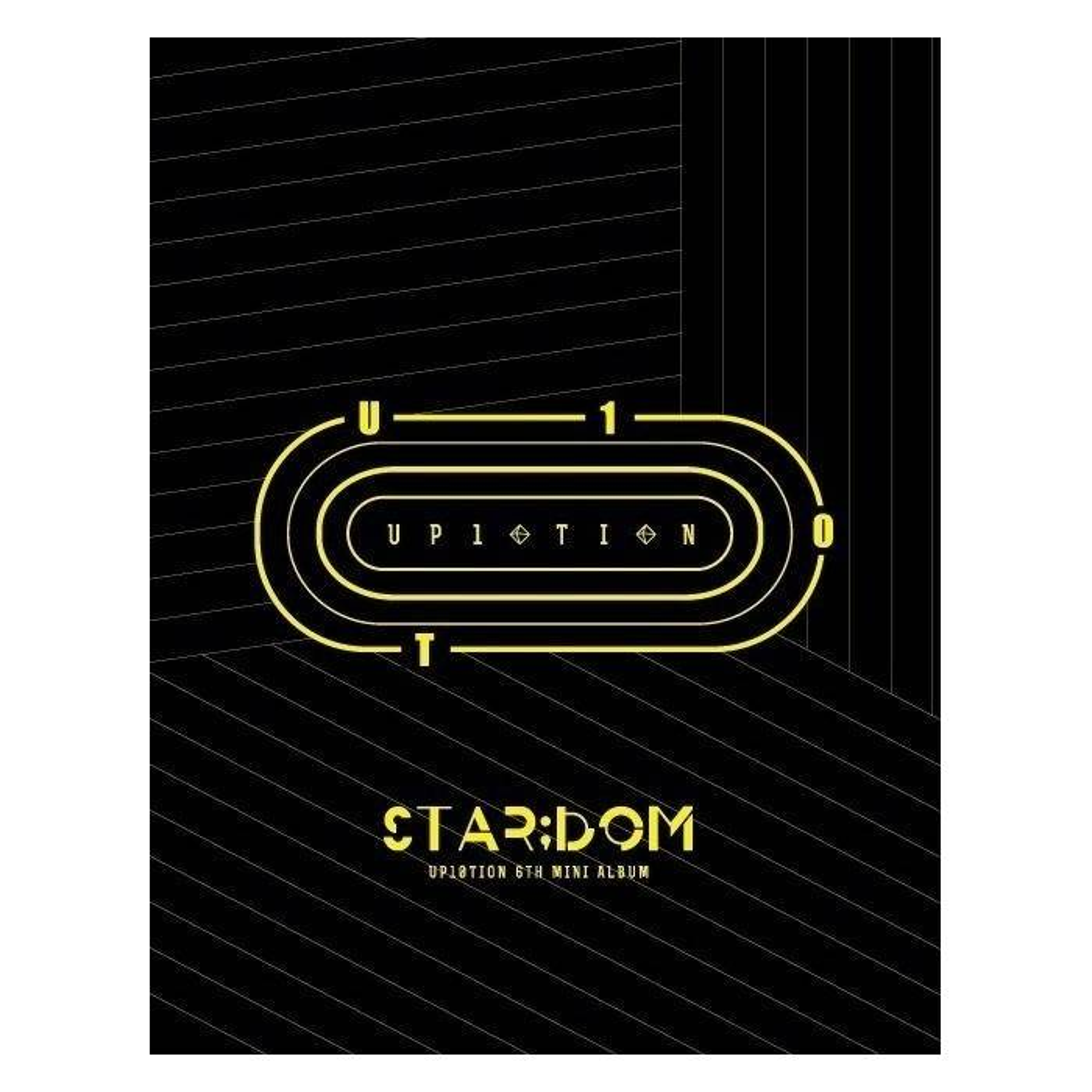 UP10TION - 6th Mini Album Stardom