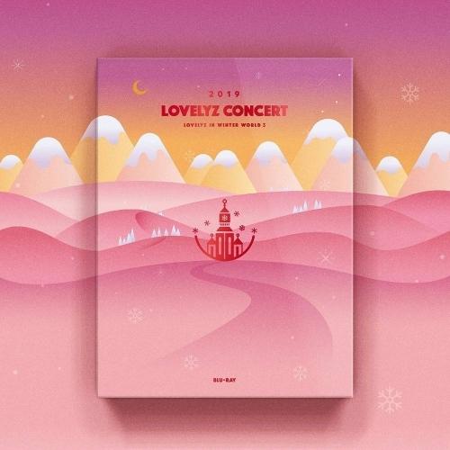 Lovelyz - 2019 LOVELYZ CONCERT Blu-ray