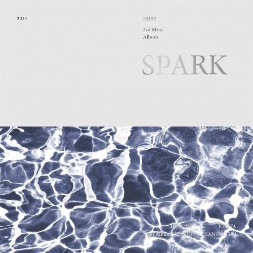 JBJ95 - 3rd Mini Album: SPARK CD (Chapter 1 Version)