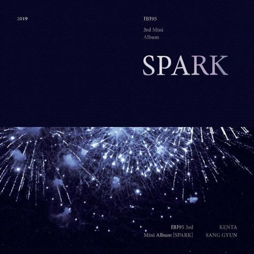 JBJ95 - 3rd Mini Album SPARK (Chapter 2 Ver.)