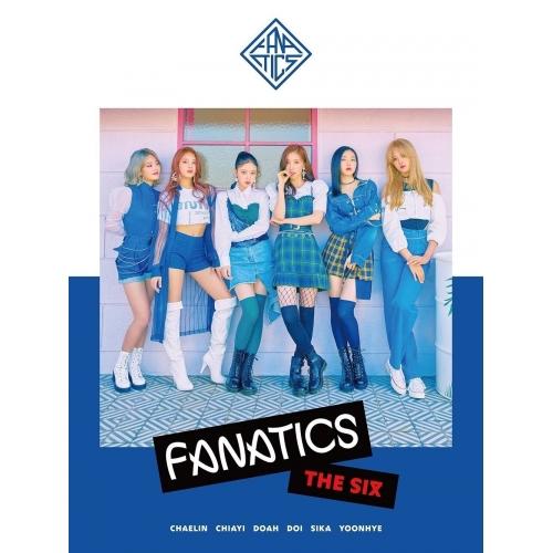 Fanatics - 1st mini Album The Six