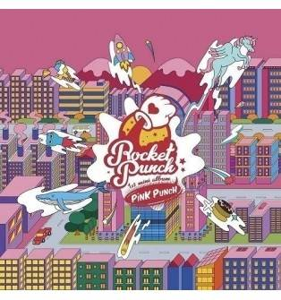 Rocket Punch - 1st Mini Album Pink Punch