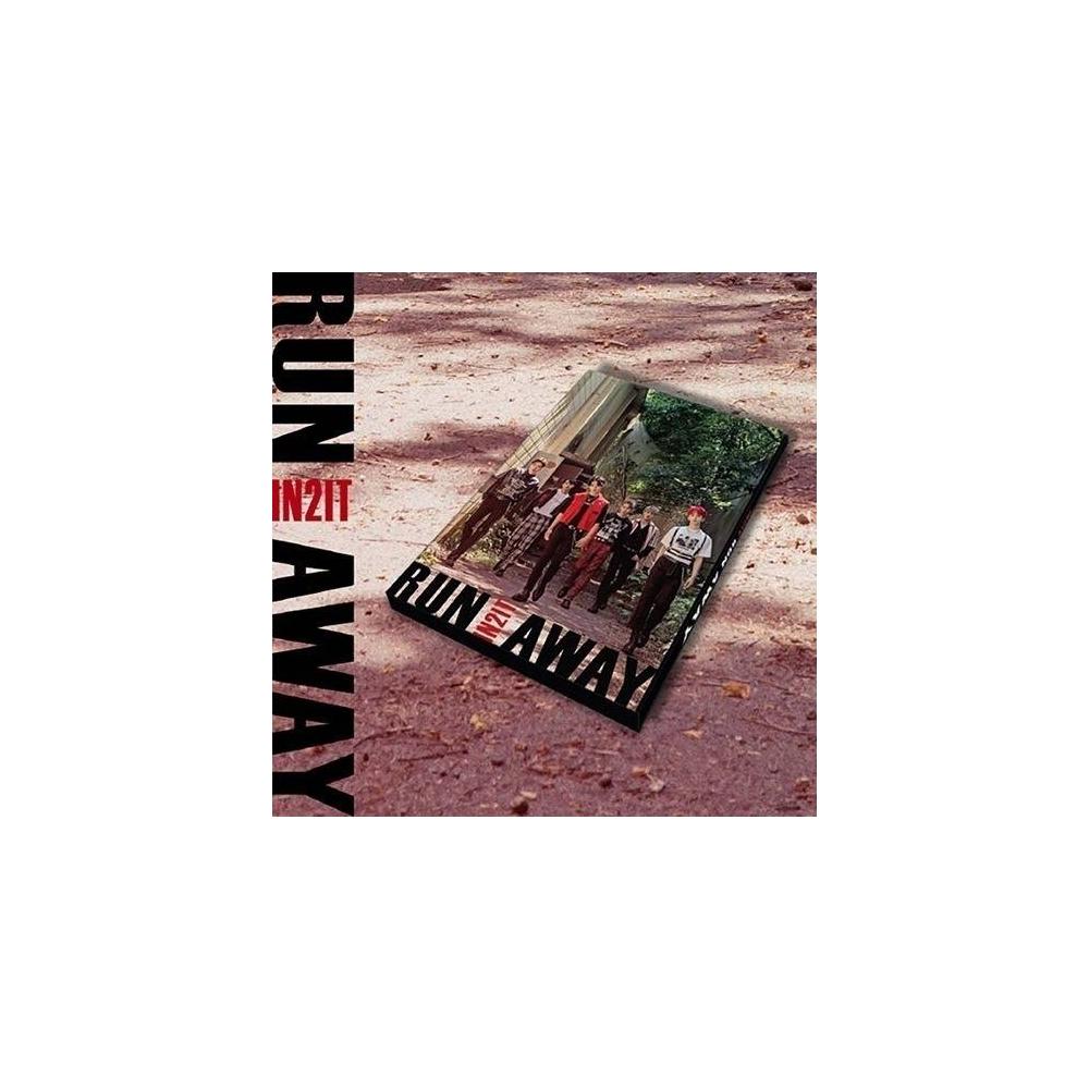 IN2IT - 3rd Single Run Away Kit Album