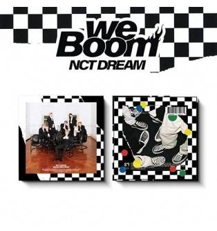 NCT Dream - 3rd Mini Album: We Boom Kihno Album (Corner Damaged)