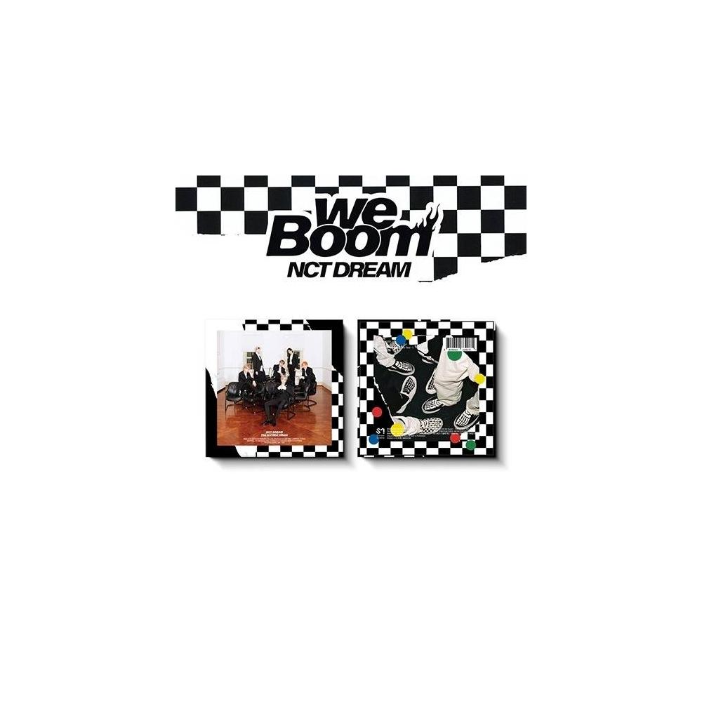 NCT Dream - 3rd Mini Album We Boom Kihno Album (Corner Damaged)