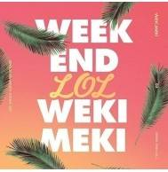 WEKI MEKI - 2nd Single Album Repackage: WEEK END LOL CD