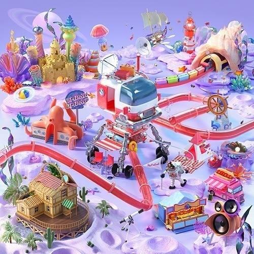 Red Velvet - 7th Mini Album: The ReVe Festival 'Day 2' CD (Day 2 Version)