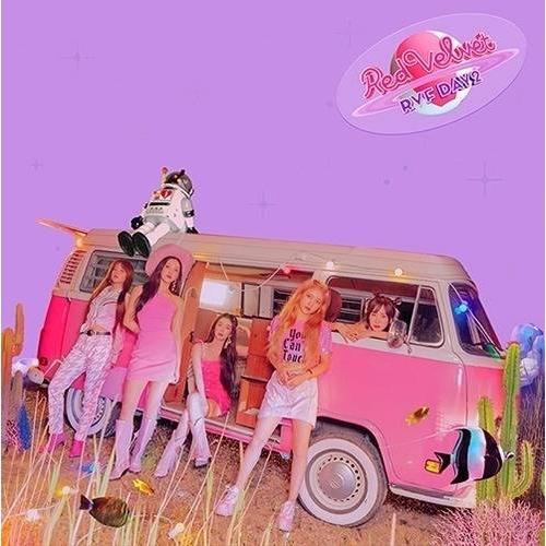 Red Velvet - 7th Mini Album The ReVe Festival 'Day 2' (Guide Book Ver.)