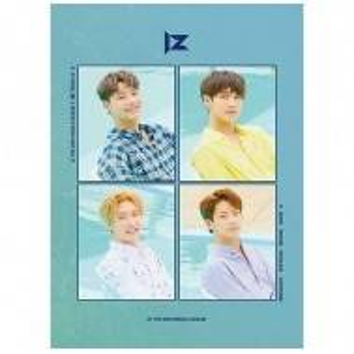 IZ - 2nd Single Album FROM:IZ