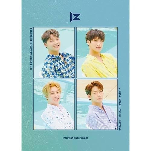 IZ - 2nd Single Album: FROM:IZ CD