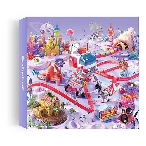 Red Velvet - 7th Mini Album The ReVe Festival 'Day 2' Kihno Album