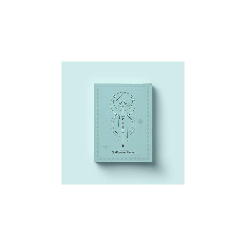 UP10TION - 8th Mini Album The Moment of Illusion (Moment Ver.)