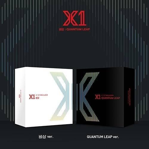 X1 - 1st Mini Quantum Leap Kit Album