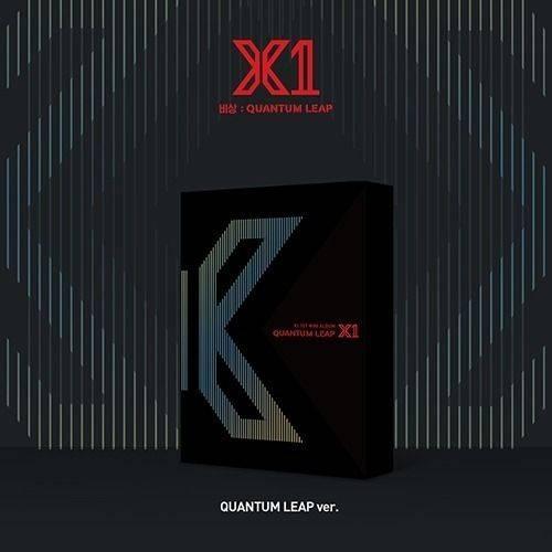 X1 - 1st Mini Album: Quantum Leap CD (Quantum Leap Version)