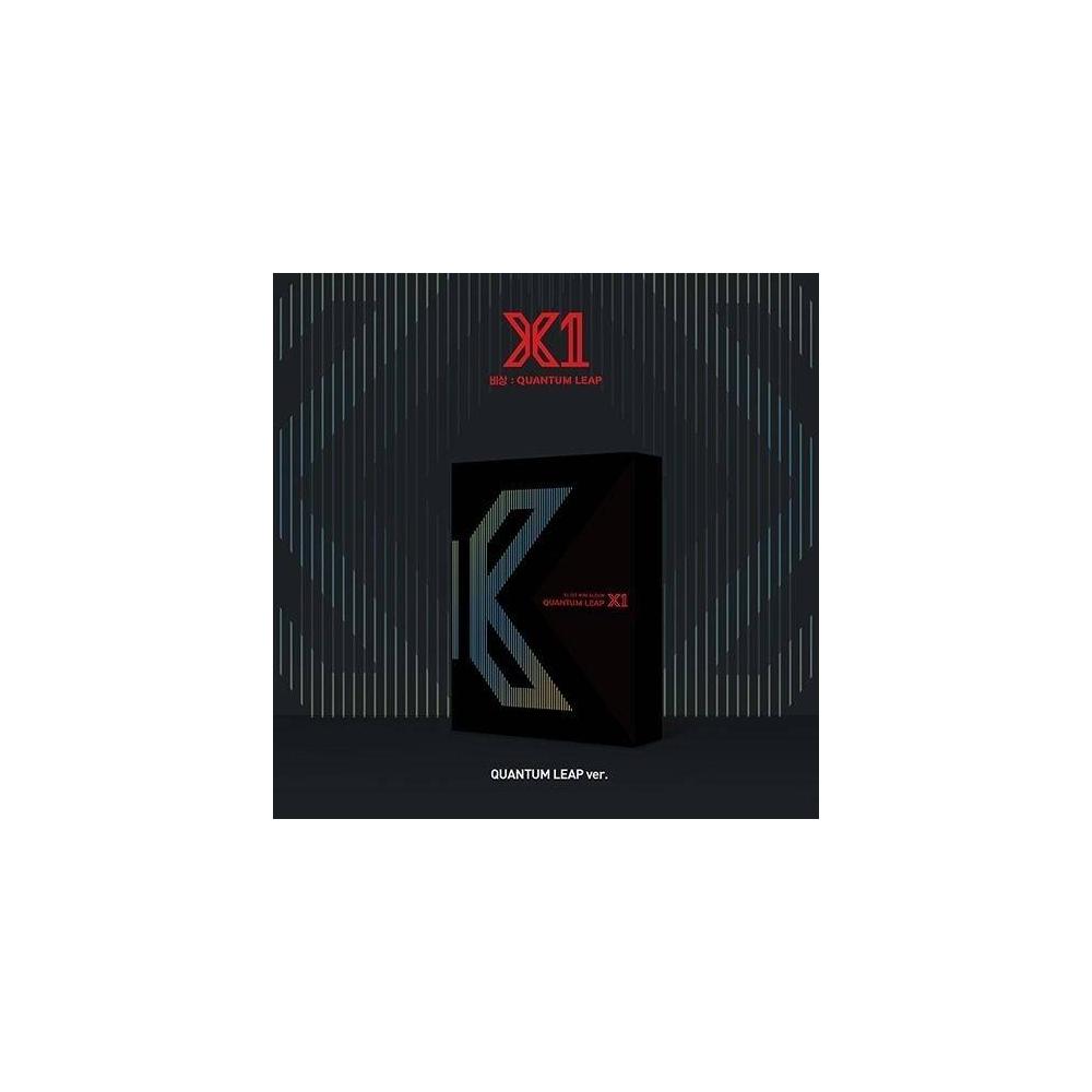 X1 - 1st Mini Album Quantum Leap (Quantum Leap Ver. 2nd Press)