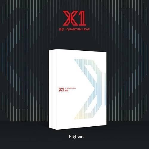 X1 - 1st Mini Album: Quantum Leap CD (비상 Version)