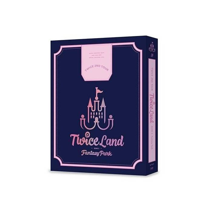 TWICE - 2nd Tour TwiceLand Zone 2 Fantasy Park Blu-ray