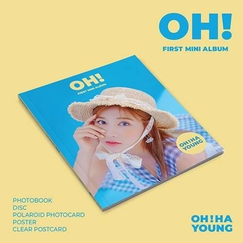 Oh Ha Young - 1st Mini Album Oh!