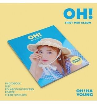 Oh Ha Young - 1st Mini Album: Oh! CD