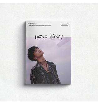 Jin Longguo - 2nd Mini Album Mono Diary