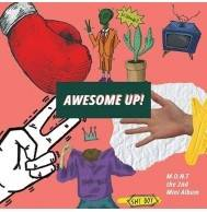 M.O.N.T - 2nd Album: AWESOME UP! CD