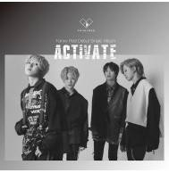 Fanxy Red - Debut Digital Single Album: ACTIVATE CD