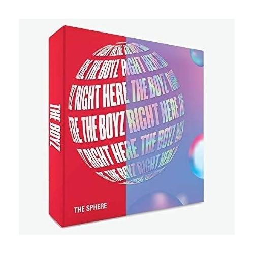 THE BOYZ - 1st Mini Album THE SPHERE (Random Ver.)