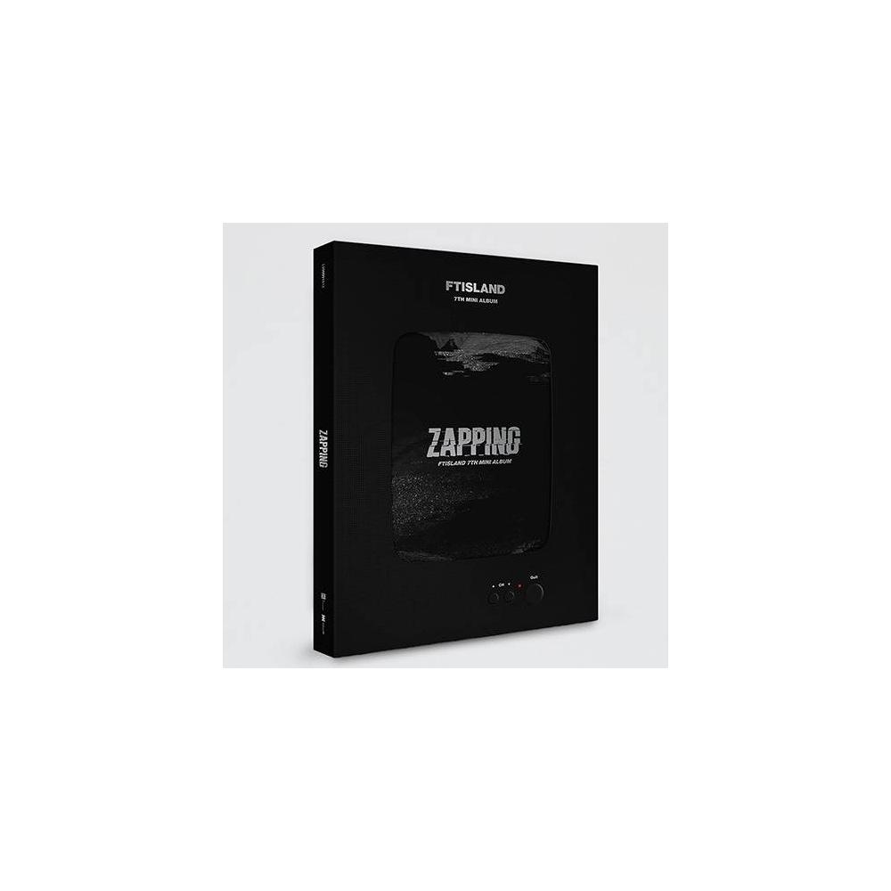 FTISLAND - 7th Mini Album ZAPPING