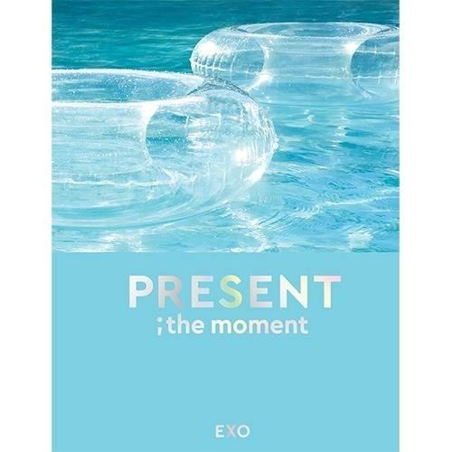 EXO - PRESENT : the moment Photobook