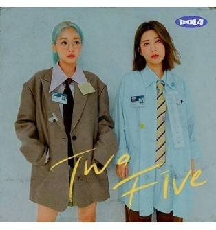 Bolbbalgan4 - Mini Album: Two Five CD