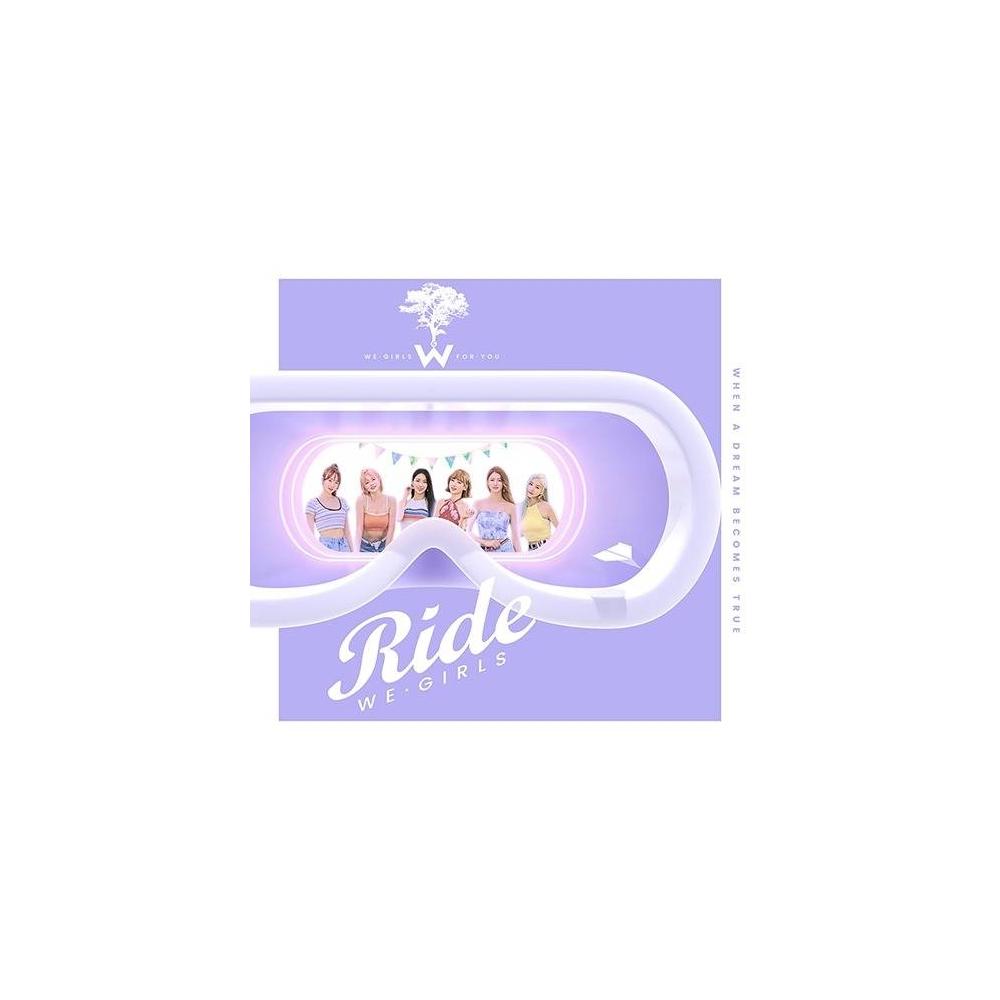 We Girls - 2nd Mini Album Ride