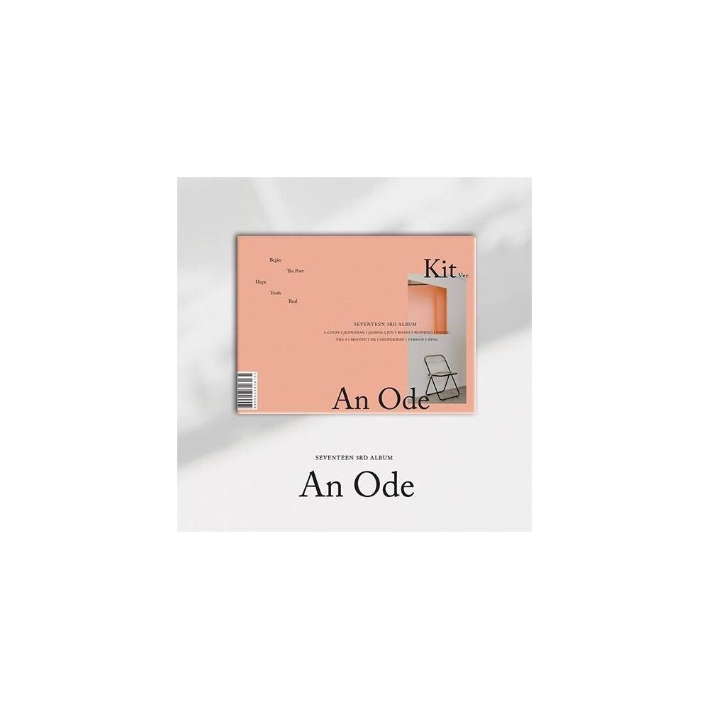 Seventeen - 3rd Album An Ode Kit Album
