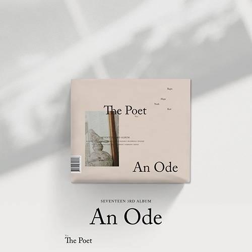 Seventeen - 3rd Album: An Ode CD (The Poet Version)