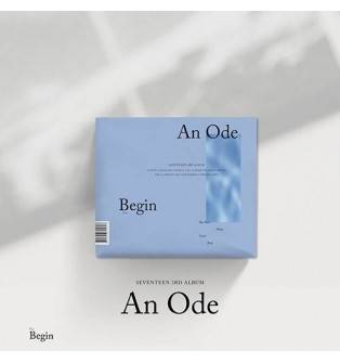 Seventeen - 3rd Album: An Ode CD (Begin Version)