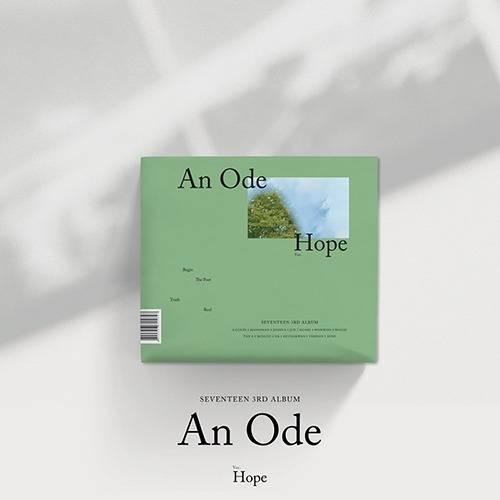 Seventeen - 3rd Album: An Ode CD (Hope Version)