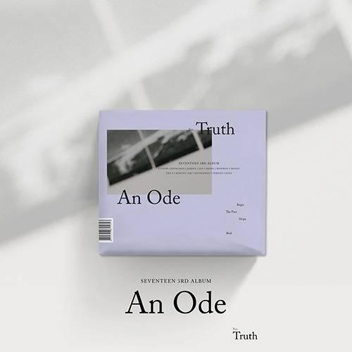 Seventeen - 3rd Album: An Ode CD (Truth Version, 2nd Press)