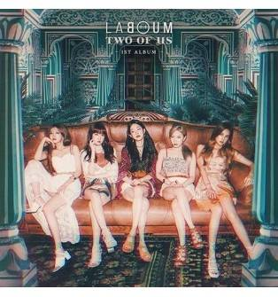 Laboum - 1st Album: Two of Us CD