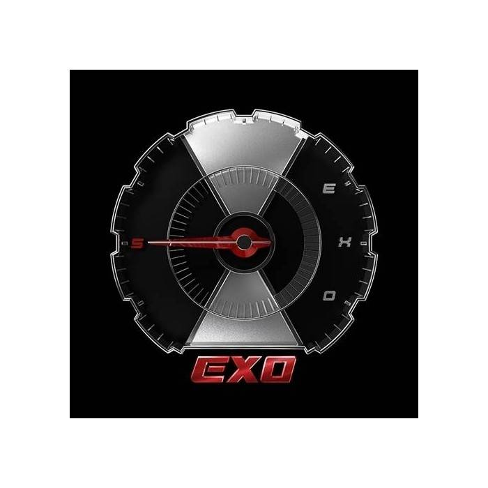 EXO - 5th Album Don't Mess Up My Tempo