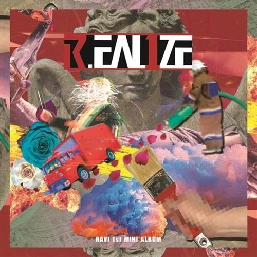 RAVI (VIXX) - 1st Mini Album R.EAL1ZE
