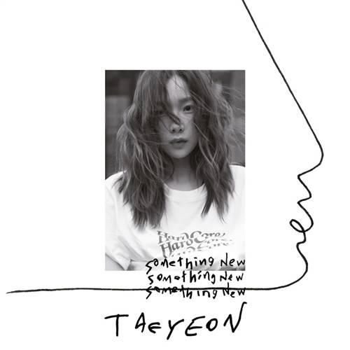 TAEYEON - 3rd Mini Album: Something New CD