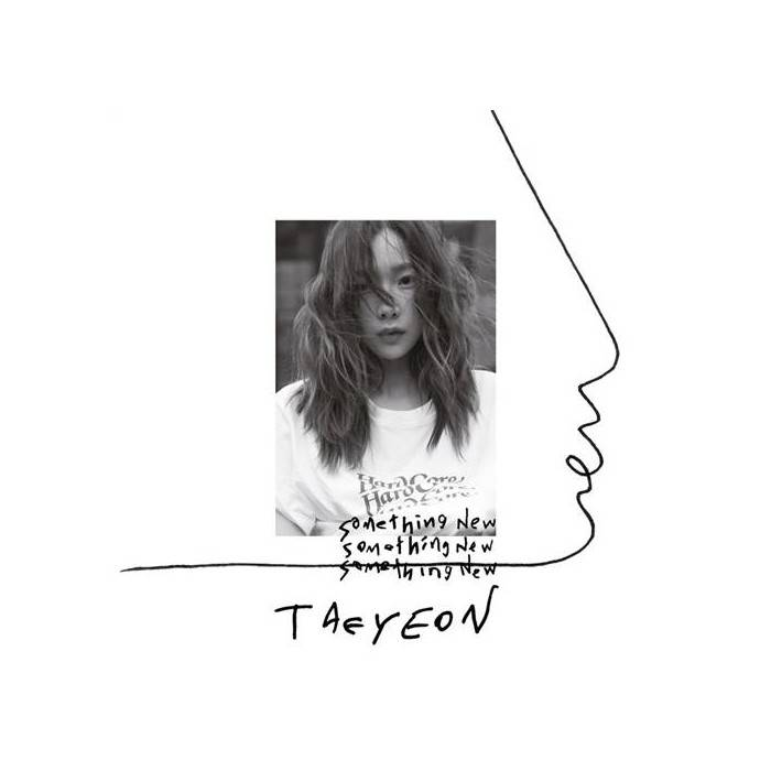 TAEYEON - 3rd Mini Album Something New