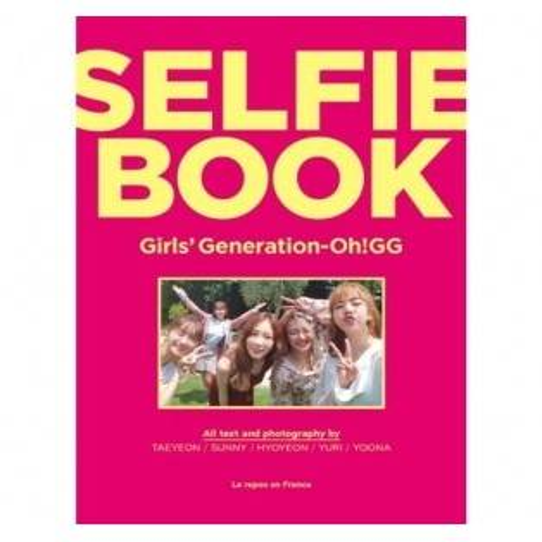 Girls' Generation - Oh!GG Selfie Book