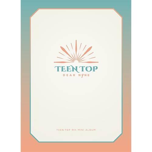TEEN TOP - 9th Mini Album DEAR.N9NE (Drive Ver.)