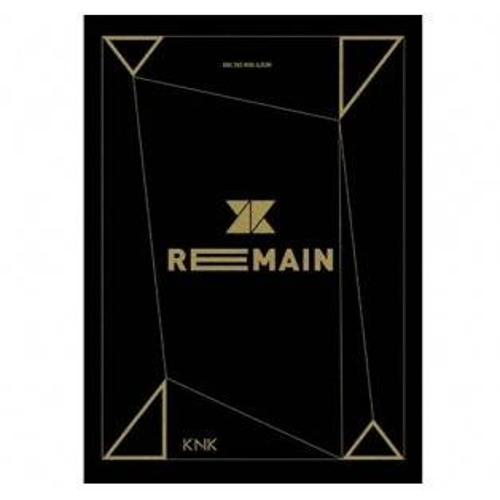 KNK - 2nd Mini Album Remain