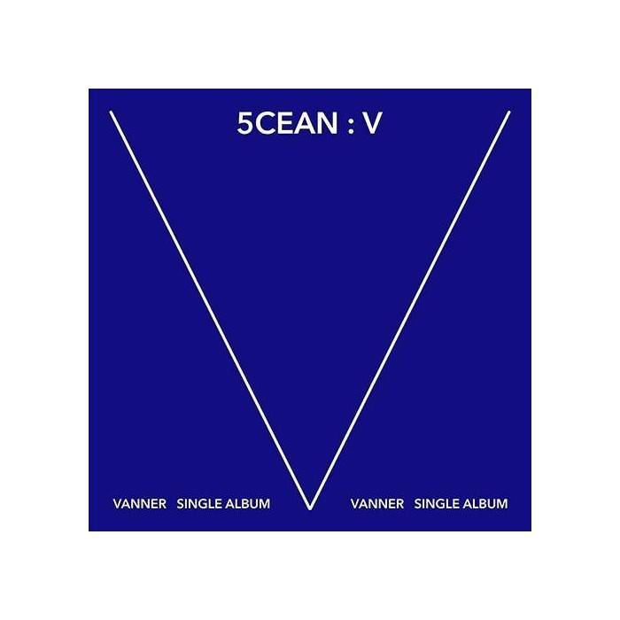 VANNER - 1st Album 5cean V (Normal Edition)