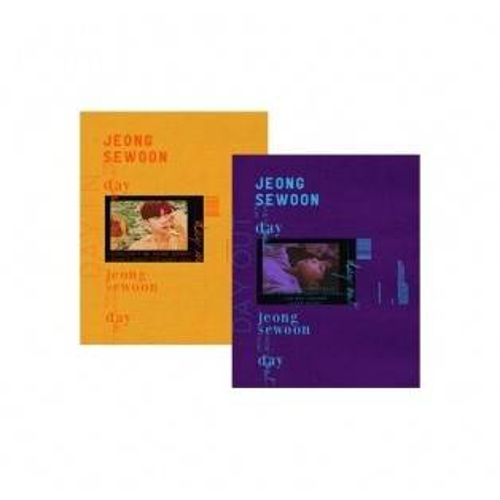 Jeong Sewoon - Mini Album Day