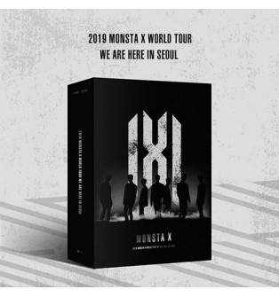 Monsta X - 2019 Monsta X World Tour We Are Here In Seoul Kit Video