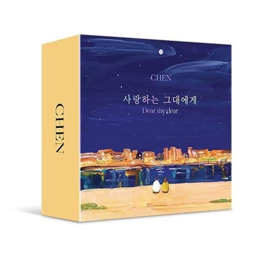 CHEN - 2nd Mini Album: Dear My Dear Kit Album