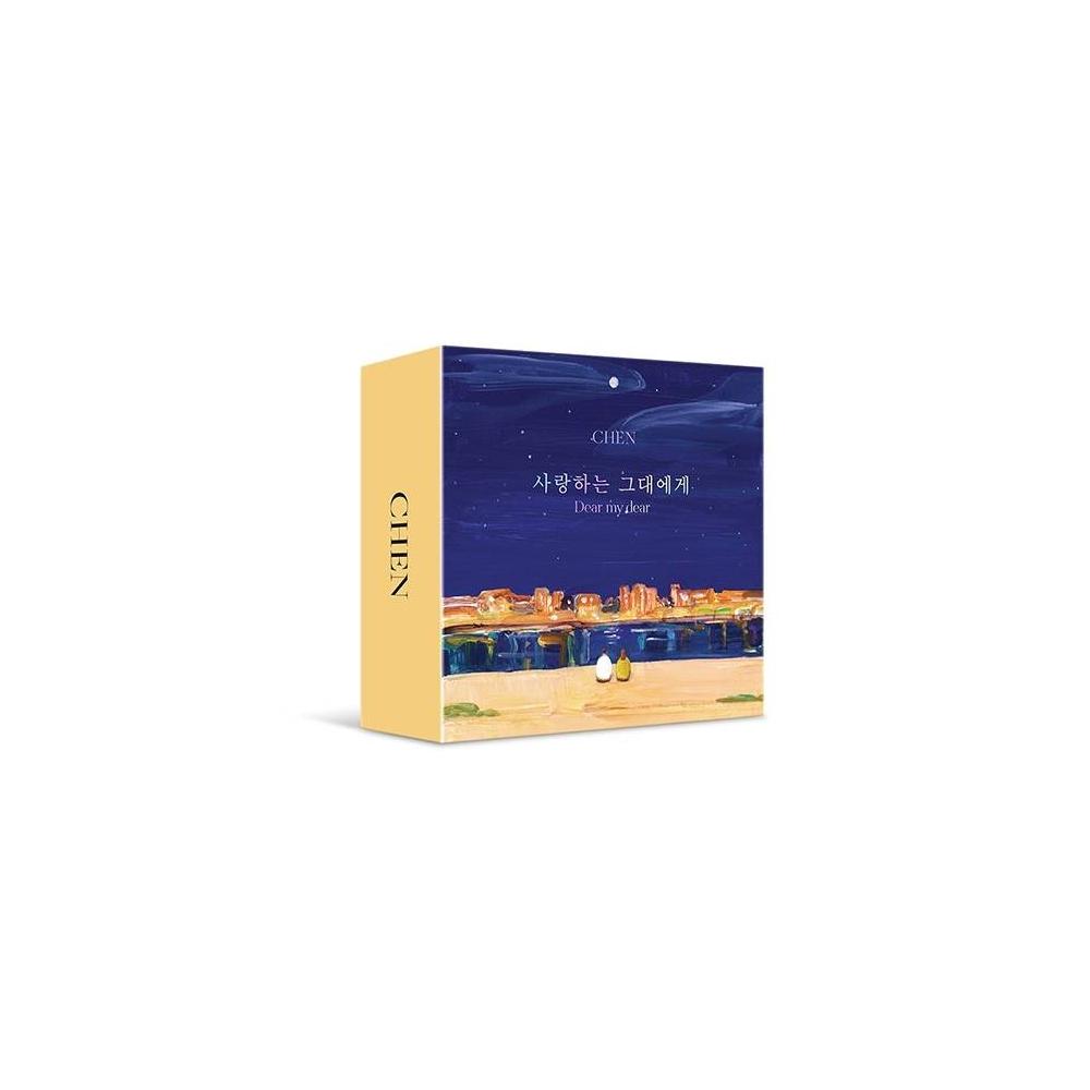 CHEN - 2nd Mini Album Dear My Dear Kit Album